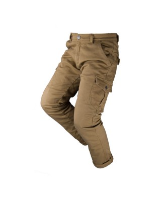 By City Mixed Slim jeans, beige