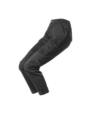 By City Mixed Slim jeans, black