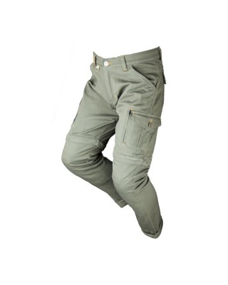 By City Air jeans, green