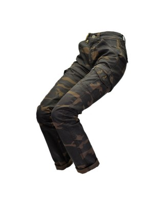 By City Air jeans, camouflage