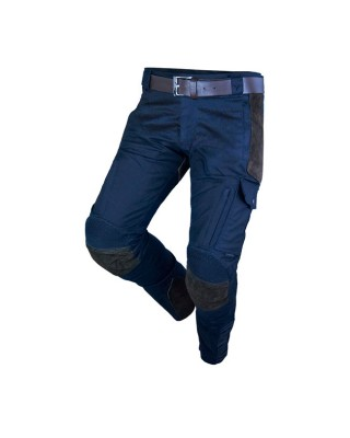 By City Mixed Adventure pant blue