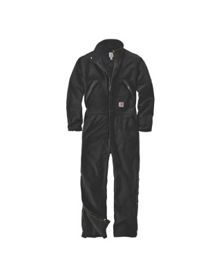 Carhartt Washed duck insulated overall black