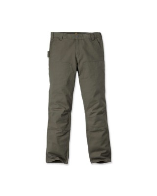 Carhartt work pants stretch duck double front tarmac