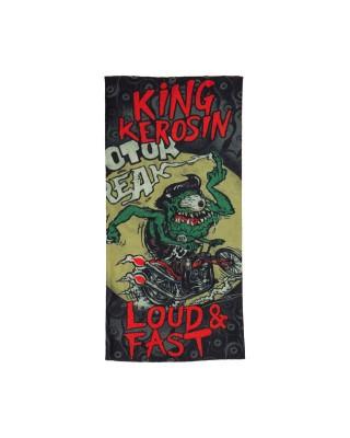 King Kerosin Loud & Fast tunnel black