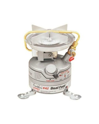 Coleman Unleaded Feather Stove Size 15 x 12 cm
