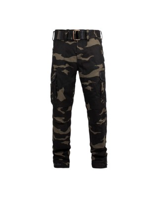 John Doe Regular Cargo XTM pants camouflage