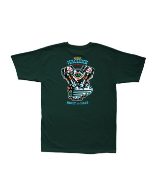 Loser Machine Panhead Totem T-shirt forest green