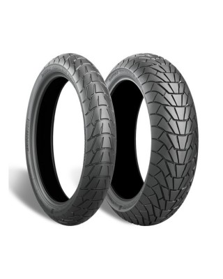 Bridgestone Battlax AX41S tire 160/60HR17 69H, BRIDGESTONE