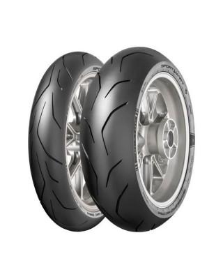 Dunlop 120/70ZR17 TL SPORTSMART TT, DUNLOP