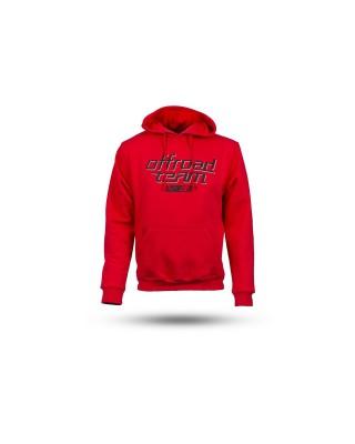 Sweatshirt S3 Off-Road rouge, S3