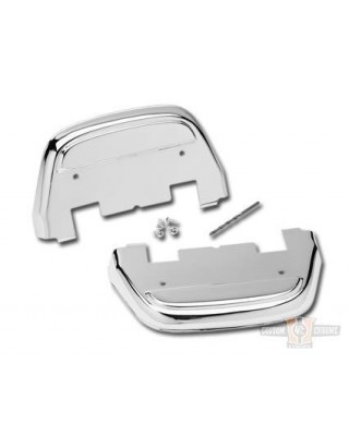 Couvre marchepieds passager, Chrome, Touring 87-17, CCE
