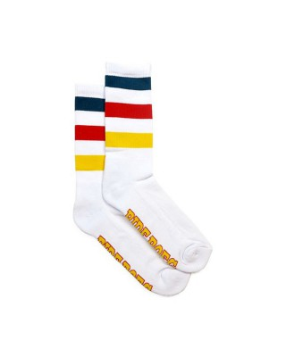Chaussettes Rider, white, ROEG