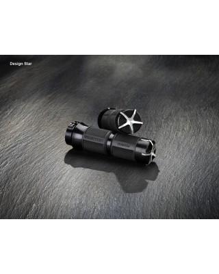 "Poignées ""STAR"" Harley-Davidson - WUNDERKIND"