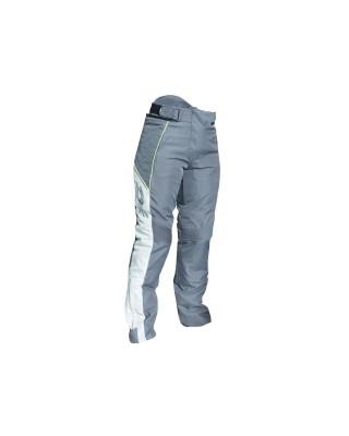 Pantalon RST Ladies Gemma textile gris/flo yellow femme, RST