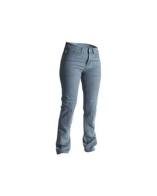 Pantalon RST Ladies Aramid Skinny Fit textile gris femme, RST