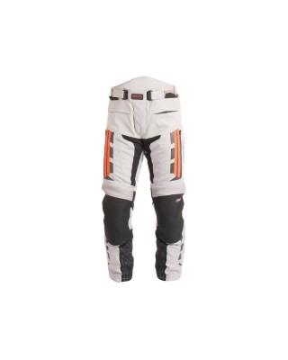 Pantalon RST Pro Series Paragon V textile argent/flo red femme, RST