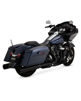 Silencieux Oversized 450 Destroyer, Black, Touring 95-16, VANCE & HINES