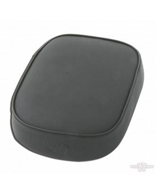 Pouf à ventouse cuir noir, 6 ventouses, 26x20x5, plain , 5Stars