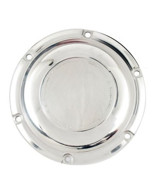 Cache embrayage Smooth Chrome, 04-20 XL / 08-12 XR1200, ROUGH CRAFTS