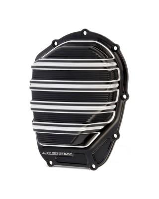 Carter de distribution, 10-GAUGE black, 18-20 Softail / 17-20 Touring / 17-20 Trikes, ARLEN NESS