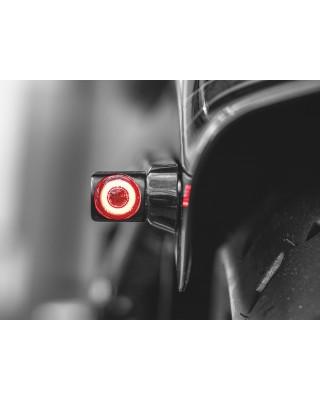 """Clignotants 3 en 1 """"2Stripes"""" - Harley-Davidson Sportster 04+"""