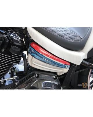 """Set caches latéraux """"Racing"""", Cult Werk - Harley-Davidson softail 2018"""