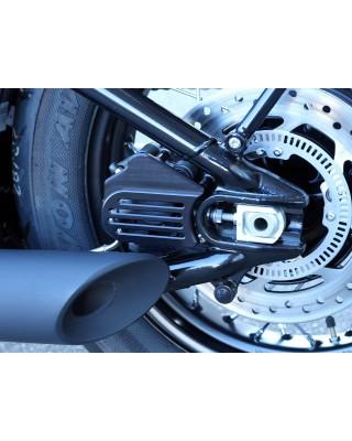 Cache étrier de frein arrière Wunderkind - Triumph Bonneville Bobber/Bobber Black