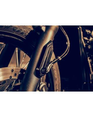 Caches catadioptres - Triumph Bonneville Bobber/Bobber Black