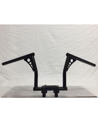 """Guidon 1"""" Holey Roller, Ape Hangers 10"""" Tirage électronique (Throttle By Wire)"""
