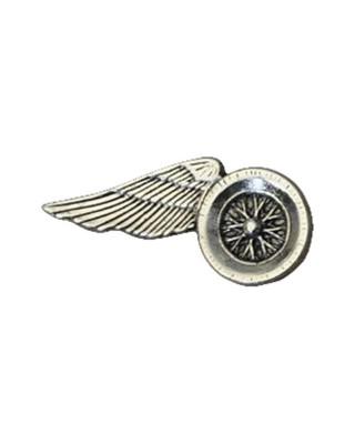 mcs - Pins - Large wing wheel motorcycle - Pack de 3 - MCS