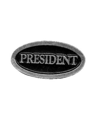 mcs - Pins - President title - Pack de 3 - MCS