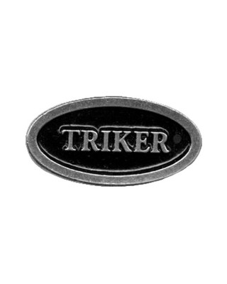 mcs - Pins - Triker title - Pack de 3 - MCS