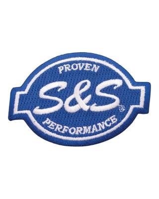 """s&s - Patch S&S - 3"""" - S&S"""