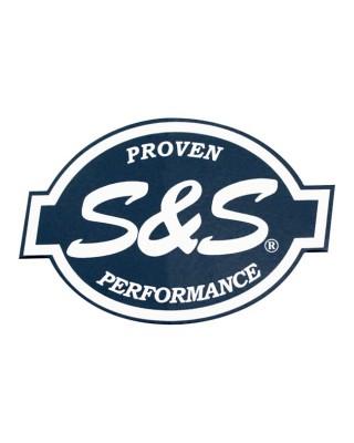 s&s - Autocollantproven performance - S&S