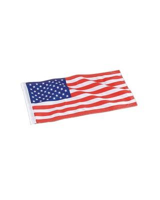 """kuryakyn - Drapeau U.S.A de remplacement - 4"""" x 9"""" - Pour mat de drapeau Kuryakyn - KURYAKYN"""