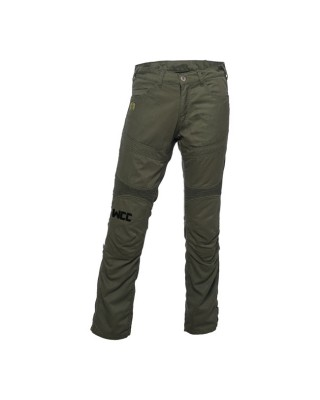 WCC M-65 riding cargo pants olive green