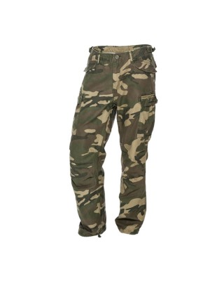 WCC M-65 cargo pants camouflage