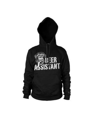 GMG Beer assistant hoodie