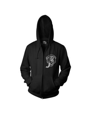 GMG Dallas Texas zip hoodie