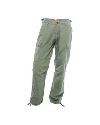 WCC Caine ripstop cargo pants green
